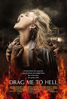 Drag Me to Hell poster and IMPAwards link