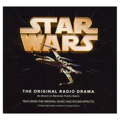 Link to STAR WARS on CD from Amazon