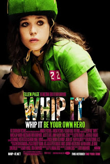 Whip It poster and IMPAwards link