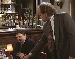 Frasier confronts his impostor
