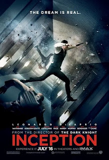 Inception poster and IMPAwards link