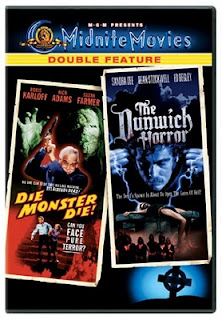 Link to Die, Monster, Die and The Dunwich Horror on DVD