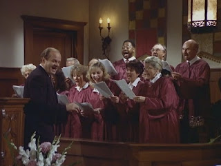 Frasier Crane, choir director