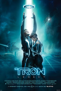 Tron Legacy poster and IMPAwards link