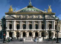 Palais (Opéra) Garnier-Paris