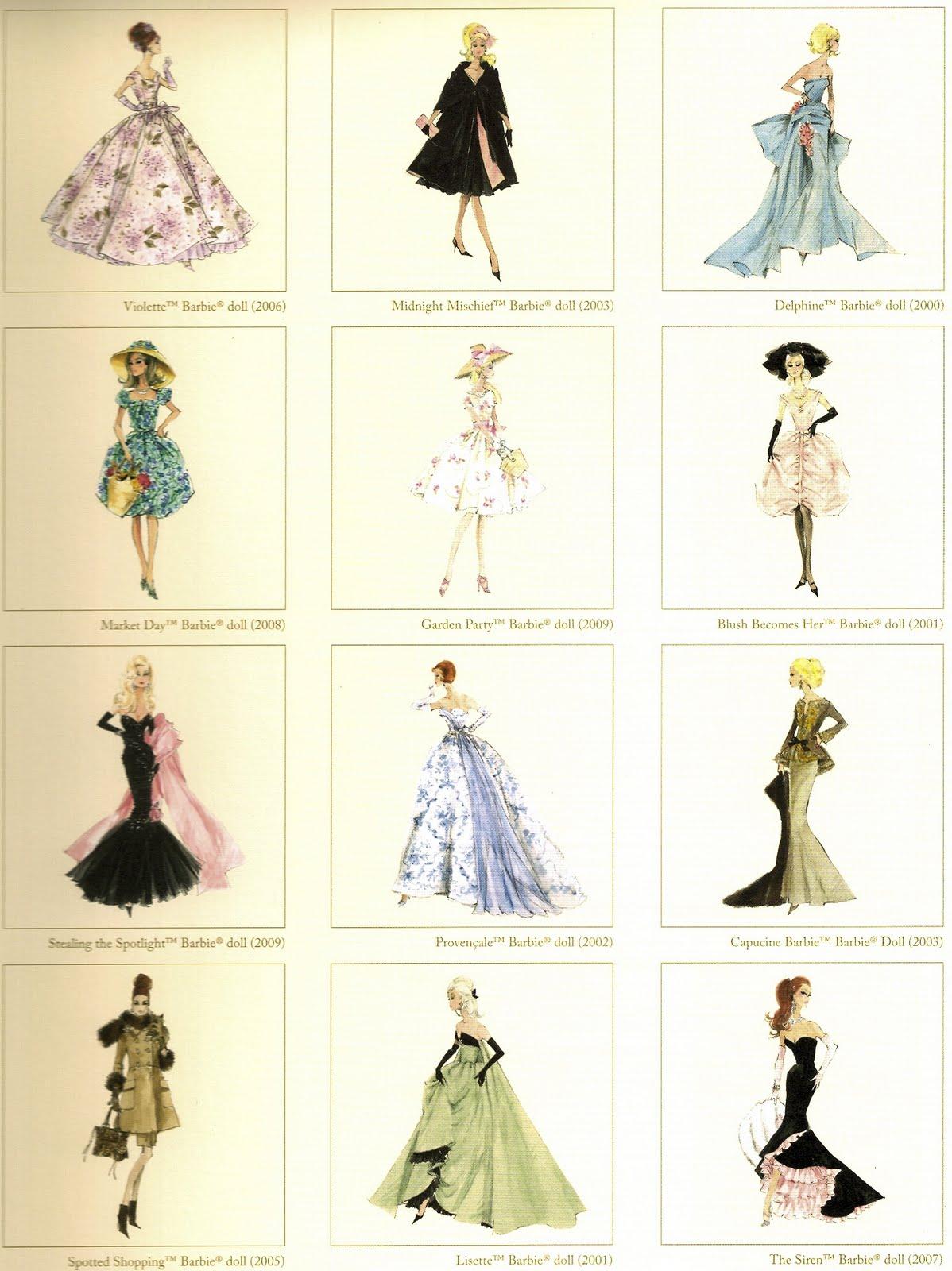 vintage barbie artVintage Barbie Wallpaper