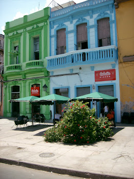 the colors of old habana