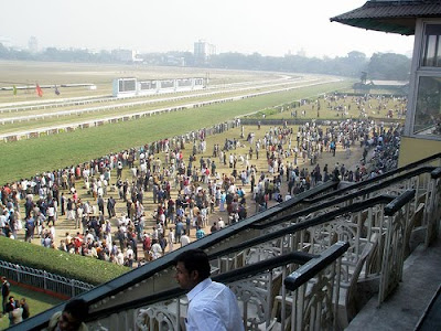 Kolkata Race Course rctc