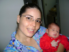 eu e minha mamãe