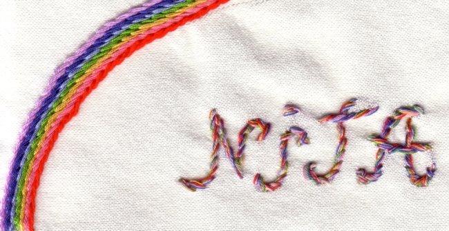 Arco-íris da Nita