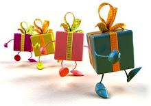 Rita´s Verlosung / Rita ajándéksorsolása