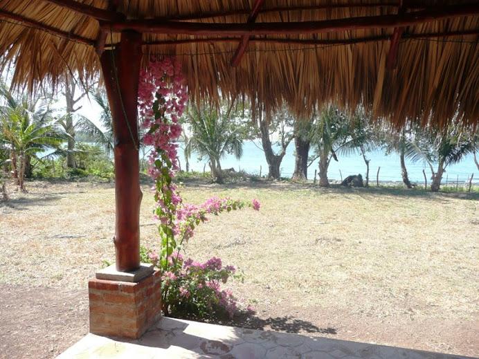 From Cindi's porch, Merida, Ometepe