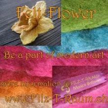 FELT - FLOWER