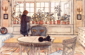 Carl Larsson grden