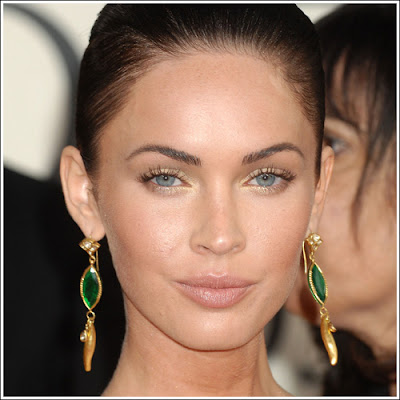 "pictures of megan fox without makeup. Megan Fox. ""The makeup is"