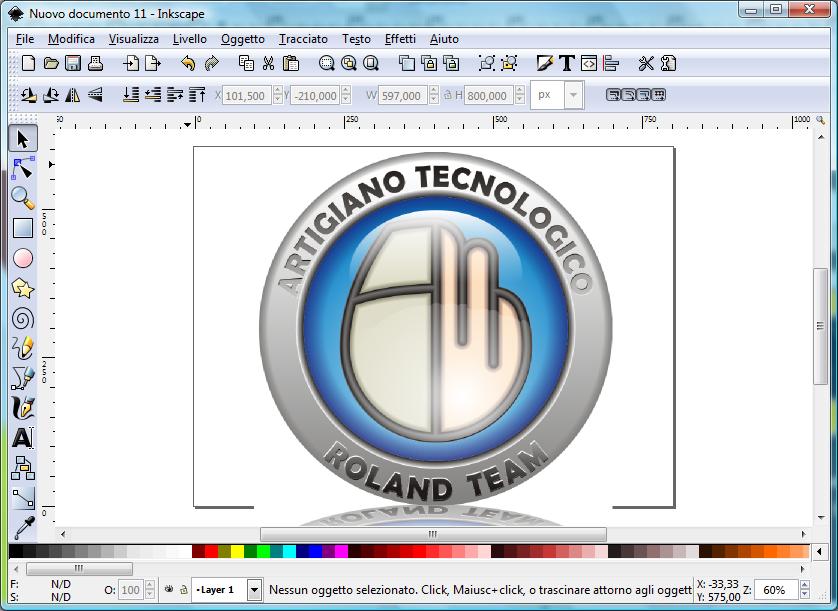 Giovanni re software di grafica vettoriale gratuito for Software di architettura gratuito online
