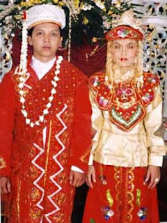 betawi Pakaian Tradisional Nusantara I (Jawa & Bali)
