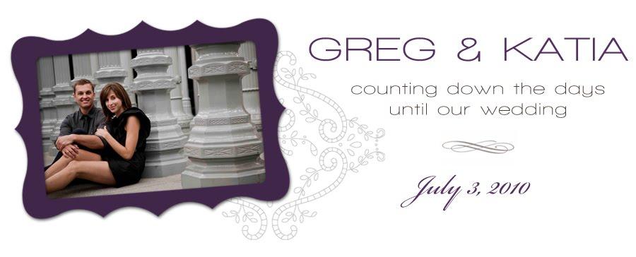 Katia & Greg's Wedding of the Century