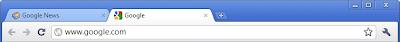 Nuova GUI per Google Chrome 6