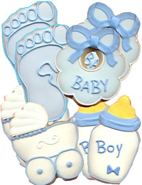 Manualidades En Foamy Para Baby Shower