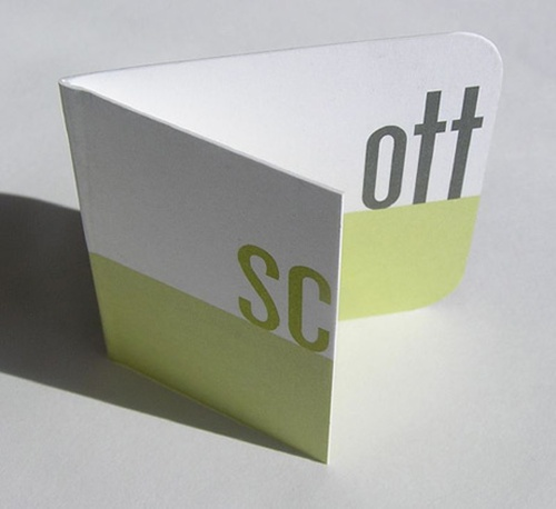 Cool and Effective Business Card Designs 2 We share