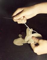 kerajinan tangan boneka
