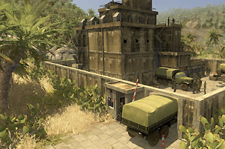 Tropico 3 jungle warehouse