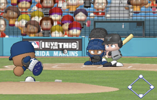 MLB batter gameplay