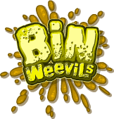 Bin Weevils logo
