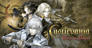 Castlevania: Harmony of Despair artwork