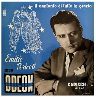 Emilio Pericoli Uno Per Tutte SullAcqua Dentro Di Me Ciao Baby Ciao