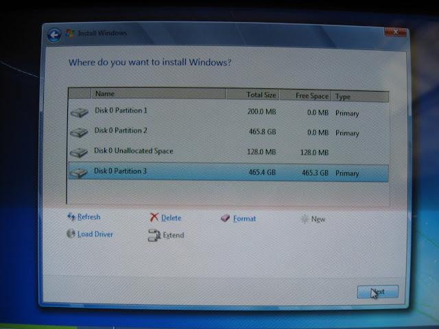 how to reboot hard drive windows 7