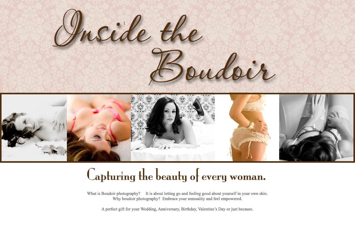 Inside The Boudoir