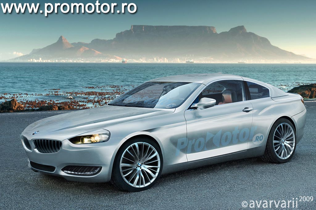 Bmw 6 series new rendering