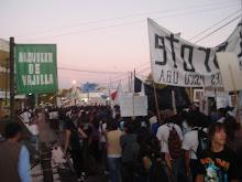Gran convocatoria a la marcha