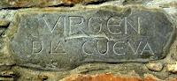 Inscripción en la ermita