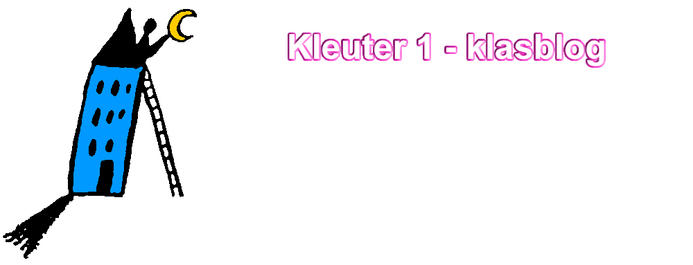 Kleuter1 - Klasblog - Het reuzenhuis