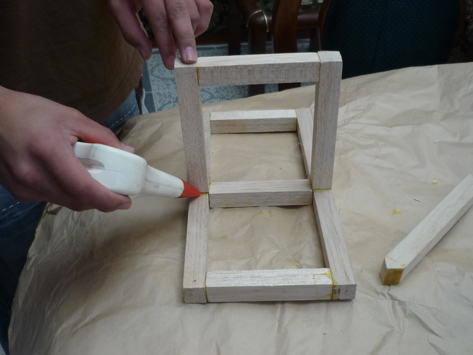 Como hacer una catapulta for Como construir una biopiscina