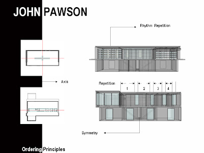 John Pawson Drawings Posted by Cissy's Interior