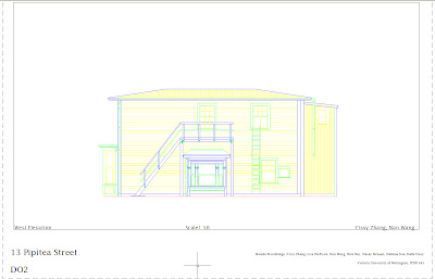 Cad drawing project | House World Architecture