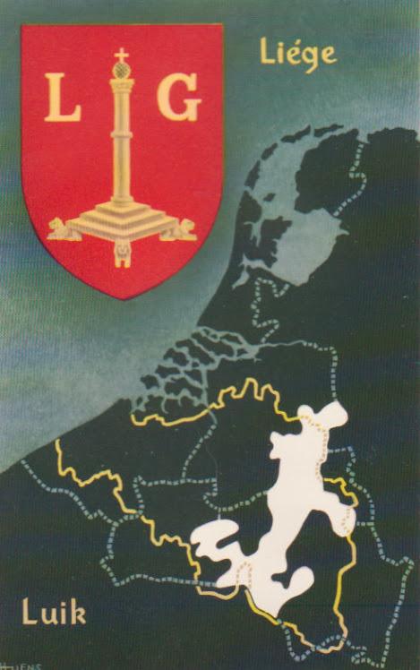 Het wapen van Luik