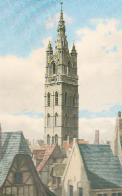 Het Belfort te Gent