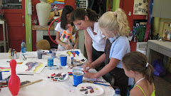 Children&#39;s Painting Class