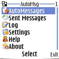 Programe o envio de SMS, com o AUTO MSG