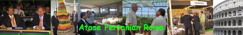 Atase Pertanian KBRI Roma