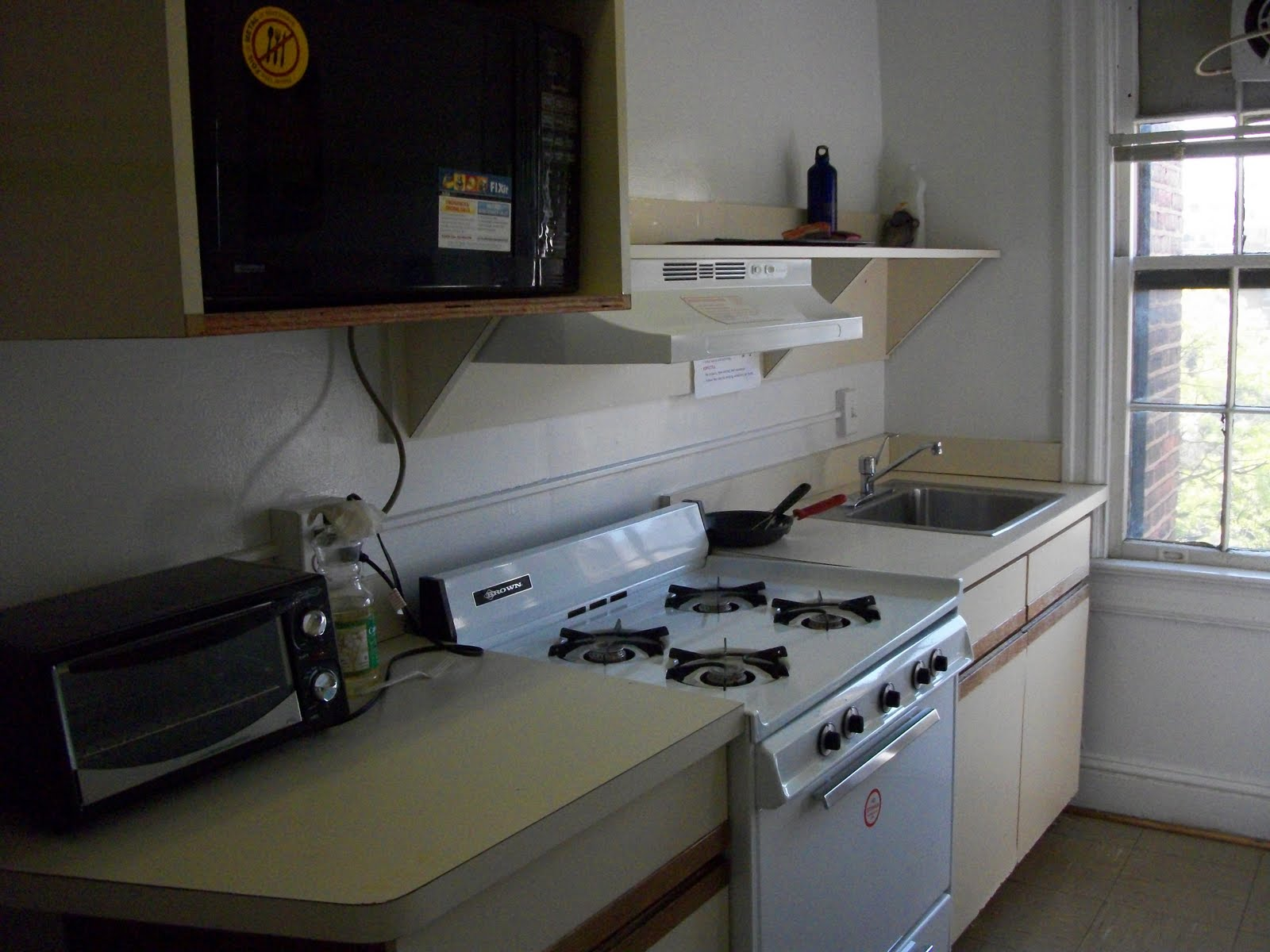 gw admissions student blog freshman residence halls part one each floor has a small kitchen for residents to use