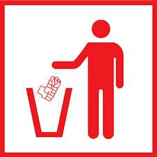PSOE a la basura
