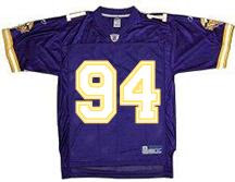 Pat Williams Vikings Jersey Number 94
