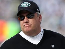 New York Jets Head Coach Rex Ryan