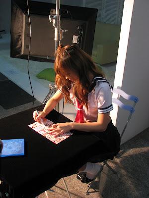 Hoshino Miyu攝影會直擊+圓滿落幕